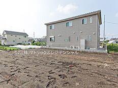 間取り変更自由な注文住宅型の建築条件付き土地