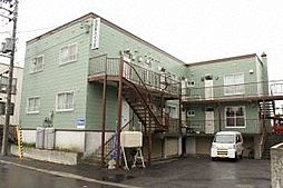 北日本ハイツC[1階]の外観