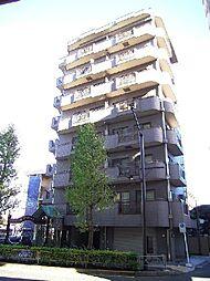 東京都板橋区仲宿の賃貸マンションの外観