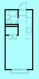 エステートピアカワベ[2階]の間取り