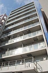 ハピネス江坂[6階]の外観