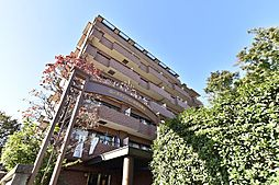 ローズマンション白糸台第3[5階]の外観