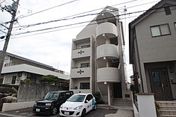 コーポ瀬戸[2階]の外観