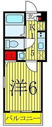 西巣鴨駅 7.5万円