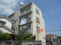 愛媛県松山市中央1丁目の賃貸マンションの外観
