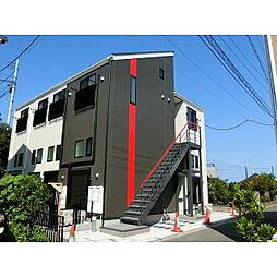 カパルアガーデン横浜反町[0202号室]の外観