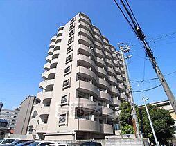 京都府京都市下京区梅湊町の賃貸マンションの外観