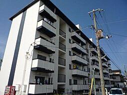 101マンション[2階]の外観