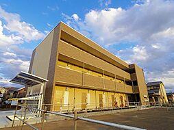 東京都国分寺市日吉町4丁目の賃貸アパートの外観