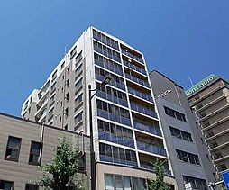 京都府京都市下京区東錺屋町の賃貸マンションの外観