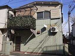 [一戸建] 東京都中野区大和町1丁目 の賃貸【/】の外観