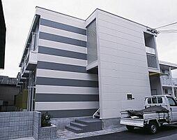 大阪府大阪市生野区巽西4の賃貸アパートの外観