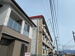 広島県広島市西区三滝本町2丁目の賃貸マンションの外観