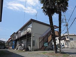 保坂アパート[2階]の外観