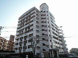 福岡県北九州市八幡西区丸尾町の賃貸マンションの外観
