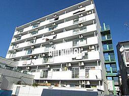 永安ビル[3階]の外観
