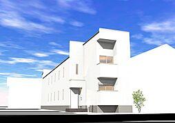 愛知県名古屋市昭和区福江2丁目の賃貸アパートの外観