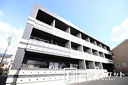 愛知県豊田市小坂町2丁目の賃貸マンションの外観