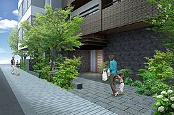 マストクレリアン勝どき[4階]の外観