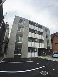 北海道札幌市中央区南十二条西13丁目の賃貸マンションの外観