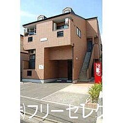 福岡県福岡市博多区那珂6丁目の賃貸アパートの外観