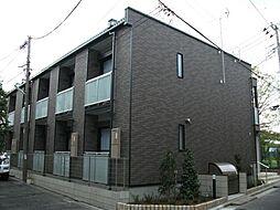 東京都葛飾区奥戸1丁目の賃貸アパートの外観