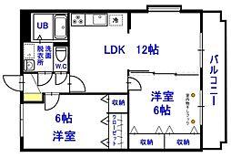 籠原駅 6.4万円