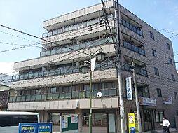 神奈川県川崎市中原区今井南町の賃貸マンションの外観