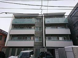 ミッドタウンテラスA棟[3階]の外観