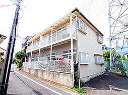 東京都練馬区西大泉5丁目の賃貸アパートの外観