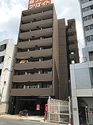 大阪府大阪市西成区花園南1の賃貸マンションの外観
