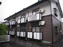 クレッセントハウスII[2階]の外観