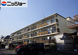 六軒屋農住団地松山コーポ(5〜8)[2階]の外観
