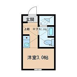馬道駅 4.2万円