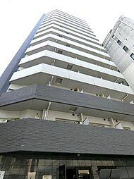 アドバンス心斎橋グランガーデン[13階]の外観