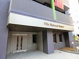 ヴィラハイネス舞鶴[2階]の外観