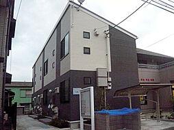 レオネクスト禅[2階]の外観