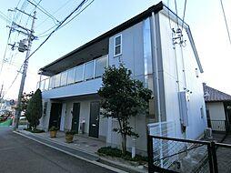ローズミード総持寺[102号室]の外観