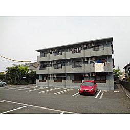 静岡県浜松市南区三島町の賃貸マンションの外観