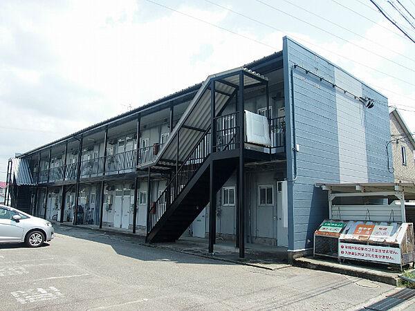 サテライト3 2階の賃貸【石川県 / 金沢市】