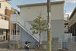 エクセレント甲東園[202号室]の外観