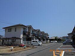 [テラスハウス] 福岡県糸島市前原北1丁目 の賃貸【/】の外観