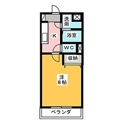 MYUIII[1階]の間取り
