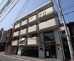 京都府京都市中京区福屋町の賃貸マンションの外観