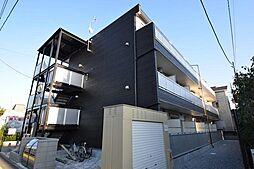 神奈川県相模原市中央区高根2丁目の賃貸マンションの外観