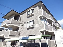 静岡県富士市宮下の賃貸マンションの外観