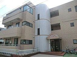 東京都葛飾区西亀有3丁目の賃貸マンションの外観
