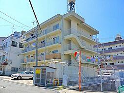 奈良県奈良市富雄元町4丁目の賃貸マンションの外観