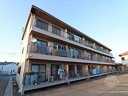 大阪府茨木市丑寅2丁目の賃貸マンションの外観