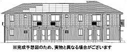 木犀館II[102号室]の外観